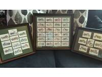Motorcycle pictures framed
