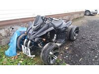 Road legal quad 250cc