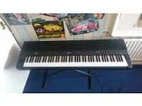 Yamaha P-150 Electric Piano - 88 Fully Weighted Keys | Stand Included
