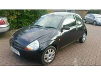 FORD KA LUXURY EDITION 12 MONTHS MOT TESTED MINT DRIVE