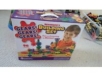 Learning Resources, Beginners Building Set, Gears Gears Gears.