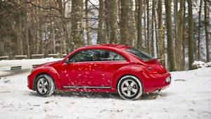 VW New Beetle / Passat Winter Tire and Wheel Packages (2017-2018 Winter) **WHEELSCO**