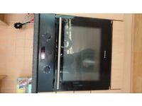 Samsung Single Built in twin fan oven in Black