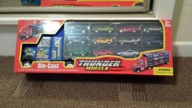 Thunderwheel lorry
