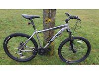 "Specialized Hardrock Bike - 24 Speed - 26"" Wheels - 19"" Aluminium Frame"