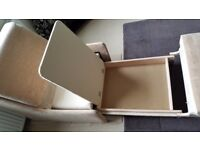 John Lewis Chair Bed - pristine condition