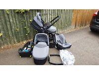 Graco Evo Baby Travel System