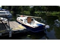 Boats & spares wanted