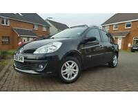 * * * FANTASTIC CLIO ESTATE 1.2! ONLY 45K MILES! LOTS OF TOYS! SUNROOF! * * *