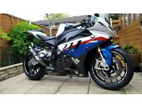 BMW S1000RR SUPERSPORT high spec low mileage