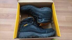 DeWalt boots,black size 9 /43