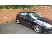 Ford focus 1.8 td. Good engine. Starts and drives. Thrust bearing on it way out.
