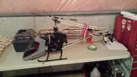 Nitro rc shuttle helicopter