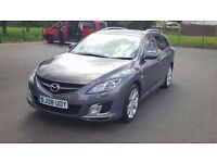 Mazda 6 Sport Estate 2.5L Petrol 170BHP Grey Colour