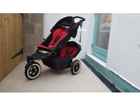 Phil & Teds double pushchair for sale good condition