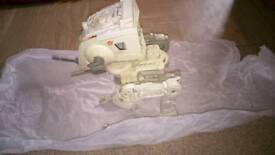 VINTAGE STAR WARS ROTJ SCOUT WALKER £30