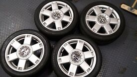 Vw lupo gti alloy wheels