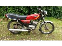 Yamaha RXS 100 for restoration