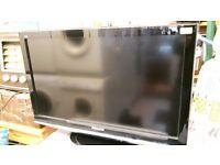 "Panasonic Viera 32"" LCD Flatscreen Tv with Remote"