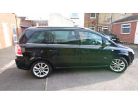 FOR SALE VAUXHALL ZAFIRA 1.9 CDTi Design 2007