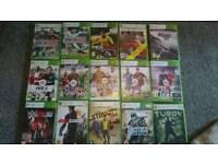 Various Board, Wii, Xbox 360 Games,