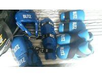 kickboxing / sparring kit