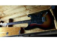 Fender squire delux with steve lukather emg's