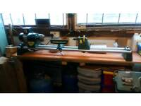 Record Power DML 36 SH MK 2 WOOD LATHE