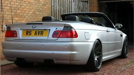 Bmw m3 supercharged 520+bhp