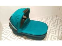 Mamas & Papas Armadillo Flip and Carrycot Pushchair - Teal