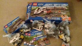 Lego train set number 60051 & 7499