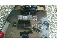 PlayStation 3 +7games+3PADS