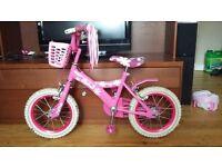 Pink Girl bikes 'Stephanie'