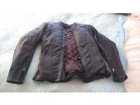 NEW RST Ladies Motorcycle Jacket - NEW unused