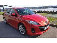 2012 Mazda 3 Sport 2.2D (185hp) 31,000miles