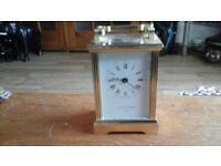 Mappin&webb carriage clock good working order