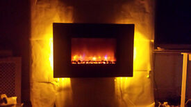 Electric fire effect heater - Be Modern Group