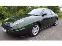 Rare! 97 Fiat Coupe 20v Turbo in Scotts Green **10 MONTHS MOT**2 Keys*History*220Bhp*Future Classic