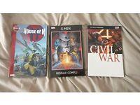 Marvel Graphic Novels - Bundle of 3