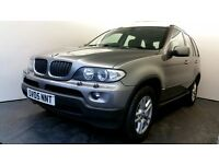 2005   BMW X5 3.0 d SE 5dr   2 Former Keepers   MOT   Leather   Sat Nav   Memory Heated Seats
