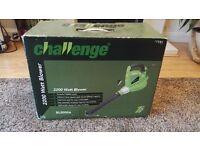 Leaf Blower (challenge 2200 watt)