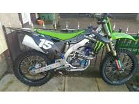 Kxf 450 2015 new number added !