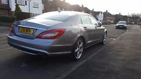 Mercedes benz cls 350 blueefficiency sport amg low milage 37k with full service history