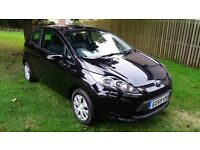 FORD FIESTA ECONETIC TDCI 1.6 2009 59 (ZERO ROAD TAX),2 FORMER KEEPERS