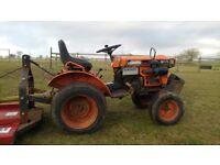 Kubota Compact Tractor £2000 ono