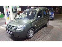 bargain 2006 citroen berlingo mpv 1.6 diesel cheap to run £790