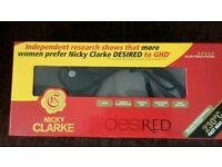 Nicky Clarke Desired Salon Professional Straighteners