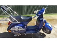 PIAGGIO SCOOTER PX 200 E 2001 ALL ORIGINAL