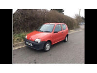 Fiat seicento Ready to drive away 9 months mot