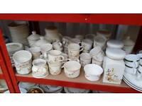 Harvest pottery, dinnerware, kitchenware